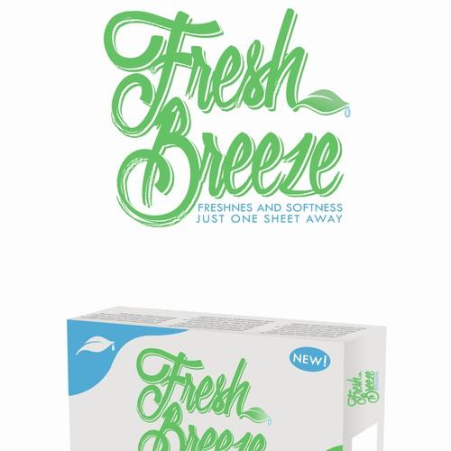 logo for fresh breeze