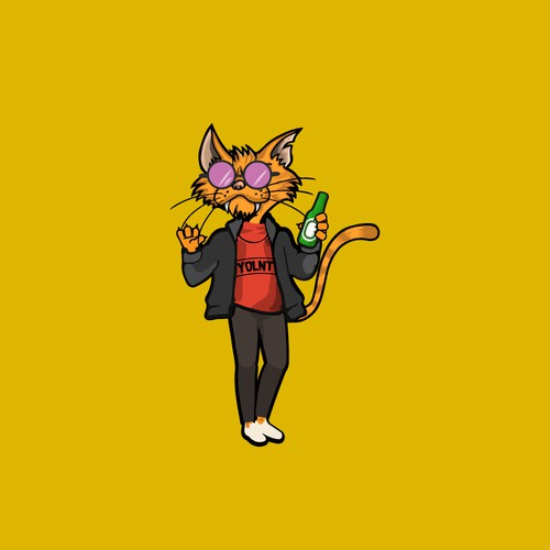 bad boy cat