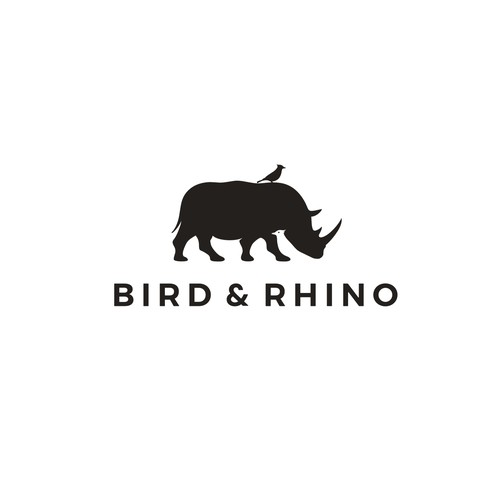 Bird and Rhino