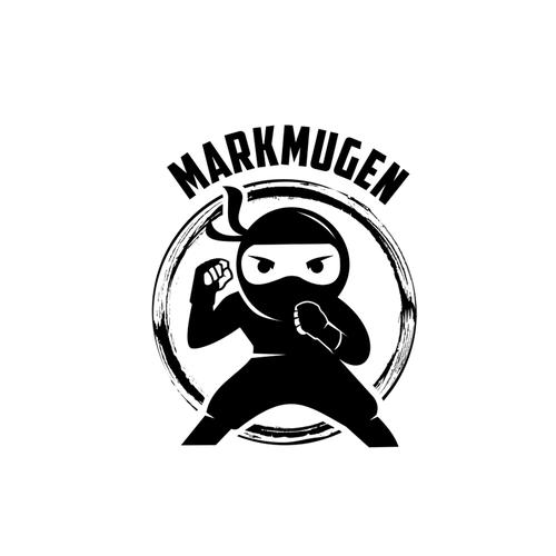 Mark Mugen logo design