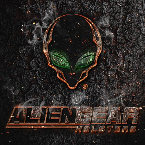 Wallpaper for mobile and PC for Alien Gear Holsters