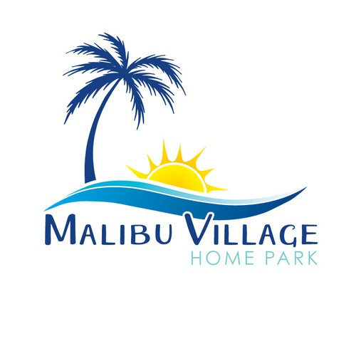 Malibu Village Home Park logo