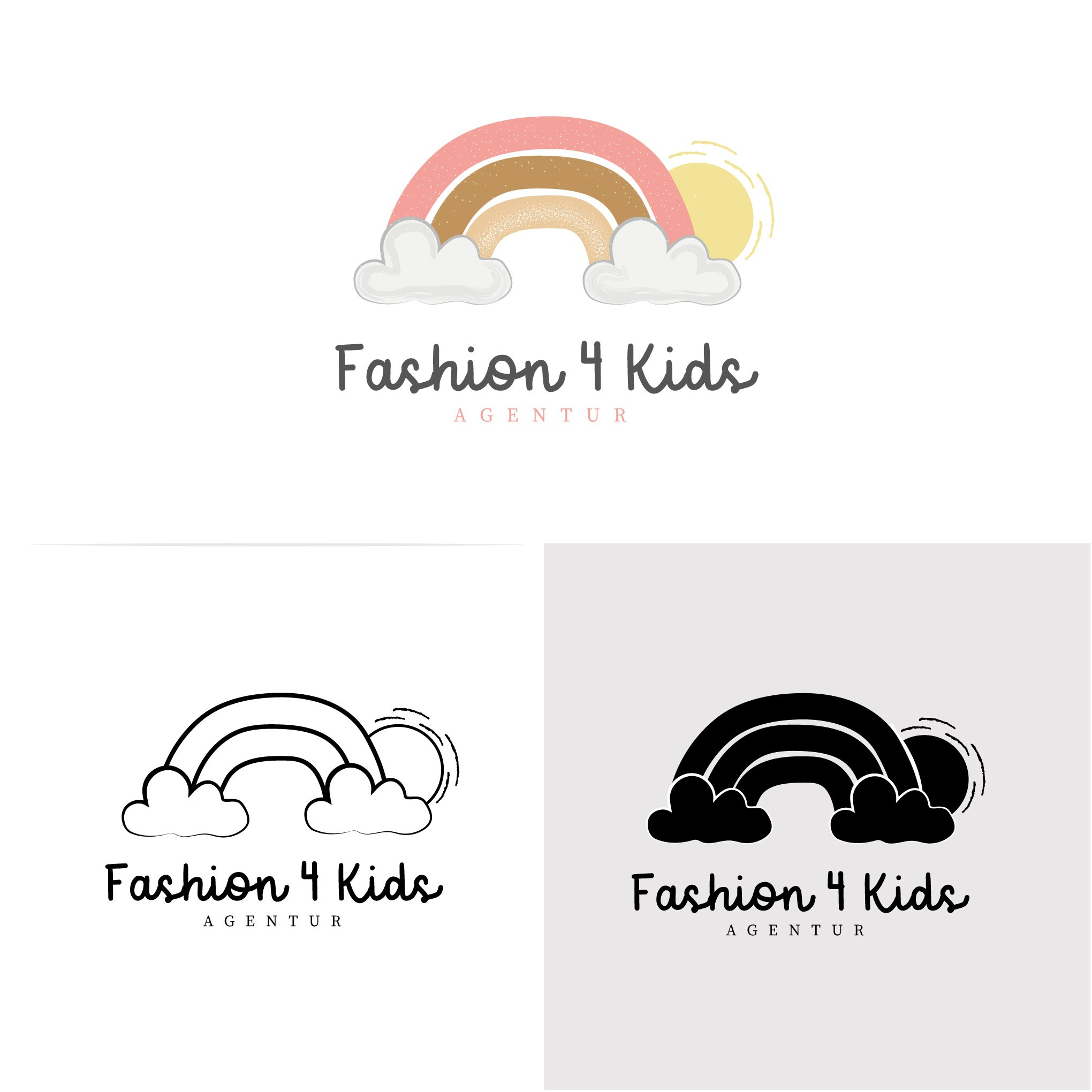 Looking for a (outdoor) kids fashion brand logo