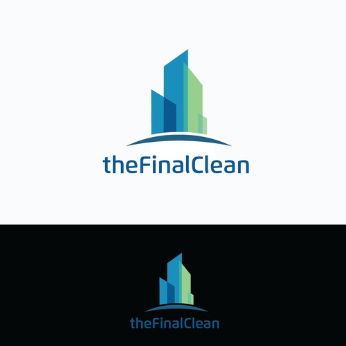 Logo Concept For the final Clean
