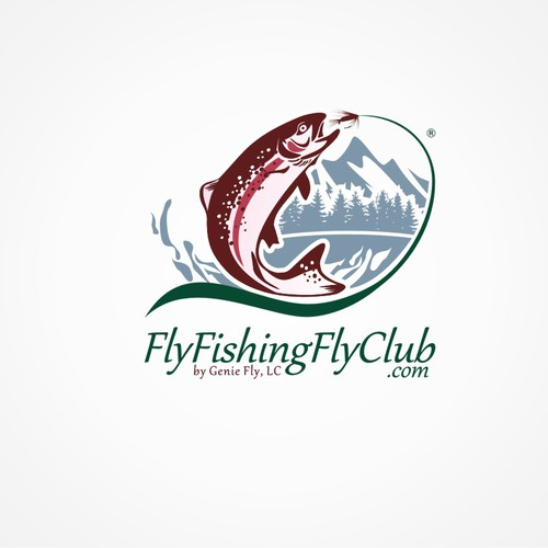 Help Fly Fishing Fly Club with a new logo