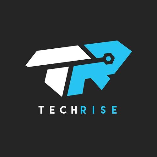 TechRise Logo