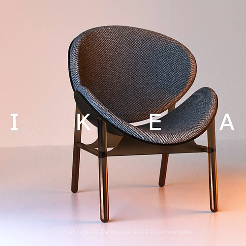 Chair by IKEA