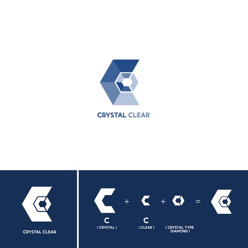 Logo concept for financing company