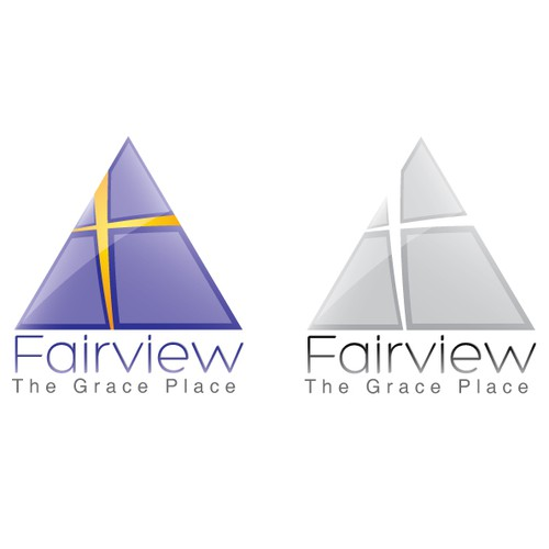 Help Fairview The Grace Place with a new logo