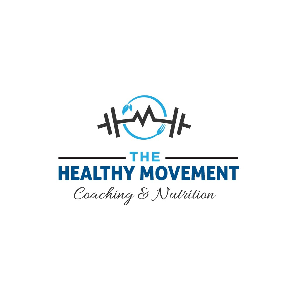 """The Healthy Movement """"coaching and nutrition"""" seeks a powerful and meaningful logo and website."""