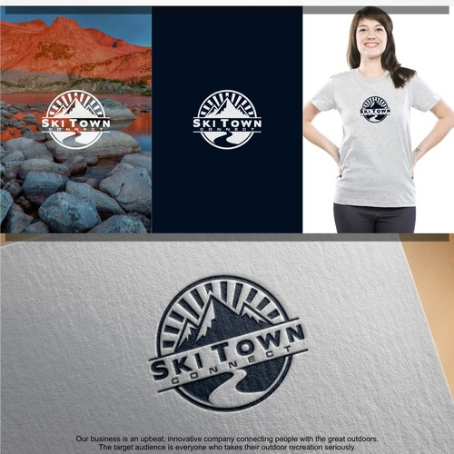 Adventure seeking Outdoor Enthusiasts need awesome logo for their business!