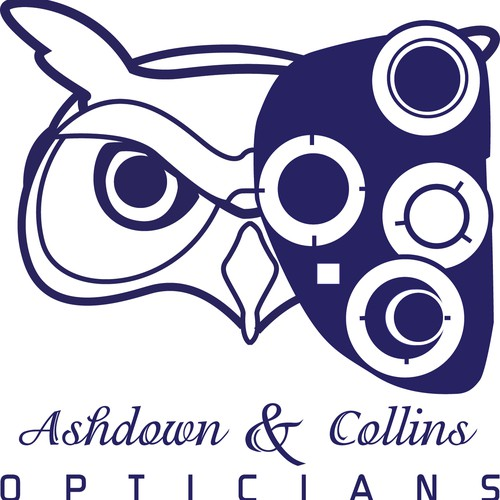 Create our FIRST EVER logo for opticians established 50 years!!!
