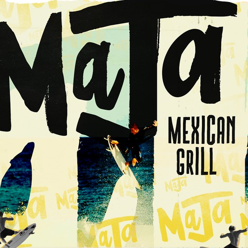 Maja Mexican Grill Logo