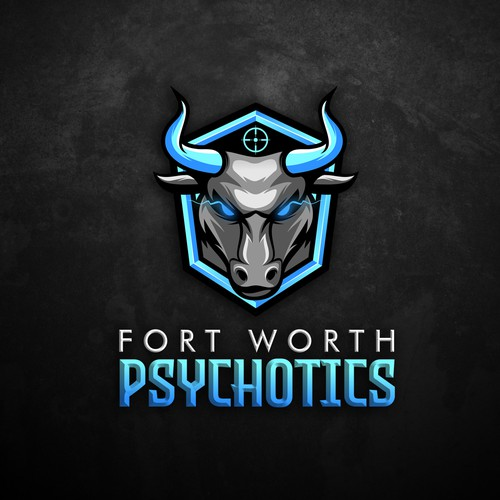 final logo for fort worth psychotics