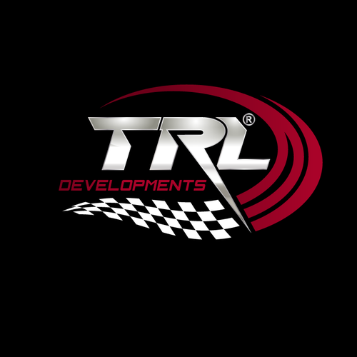 Dynamic Modern Logo For and Established Car Tuning Company