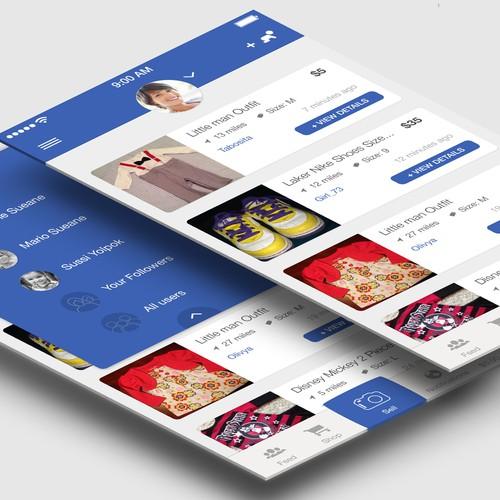 OutGrown App Design