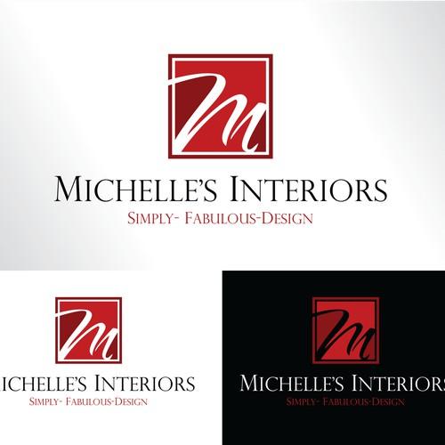 Creative/Luxury  Logo for Interior Design Firm