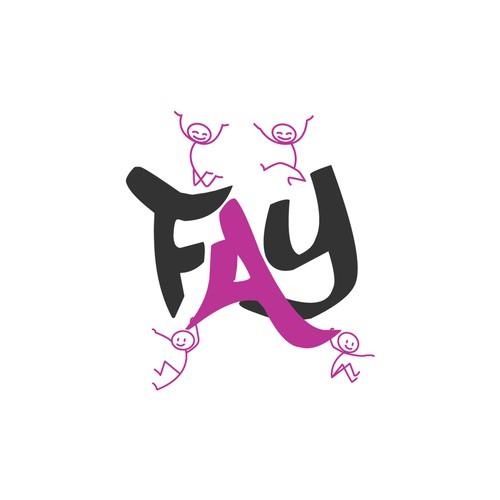 """""""FAY"""" fun Logo"""
