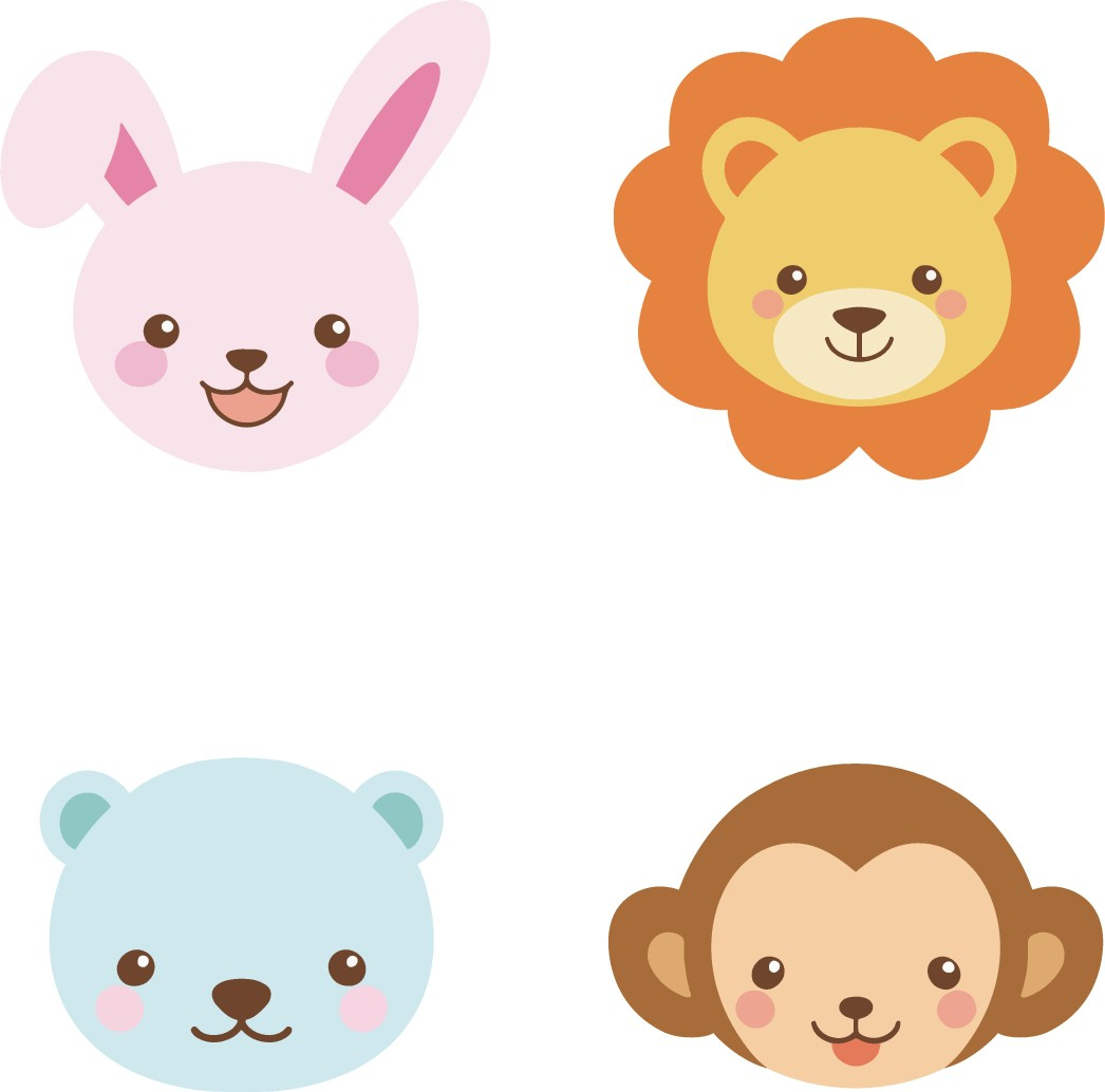 Children's Stickers - Cute stickers for kids!