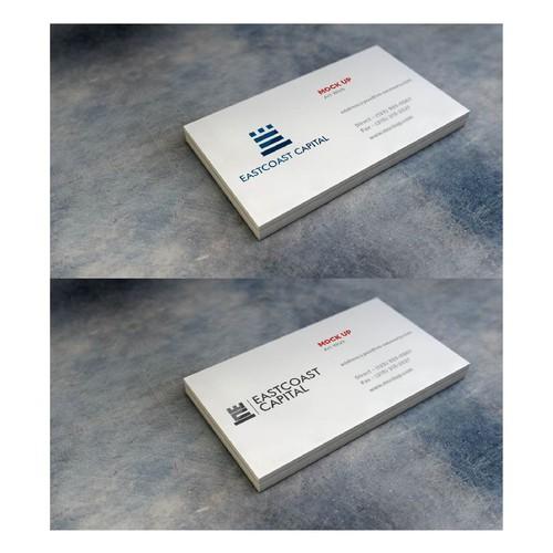 eascoast capital logo concept