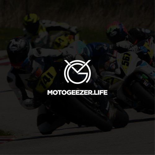 Letter Logo Concept for motogeezer.life