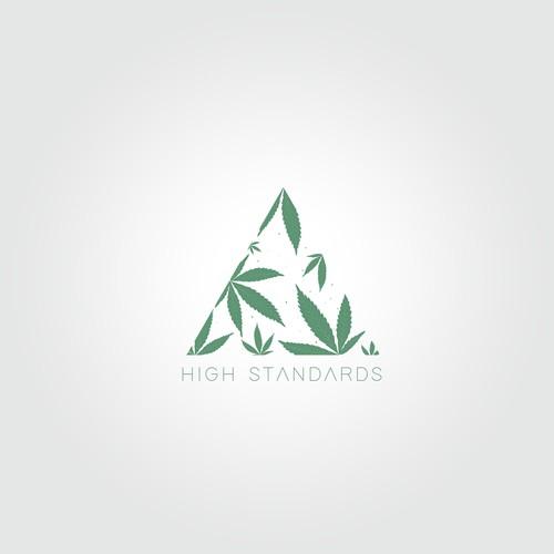 Logo Concept for High Standards
