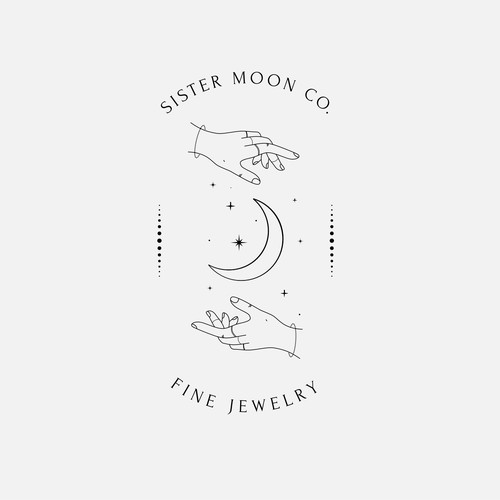 Modern Logo for a Fine Jewelry Brand