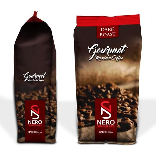 NERO gourmet cofee
