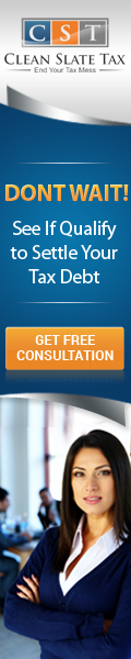 Banner Ads for Tax Firm