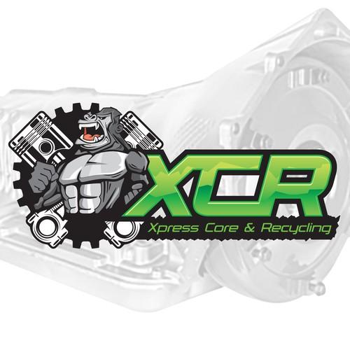 XCR logo