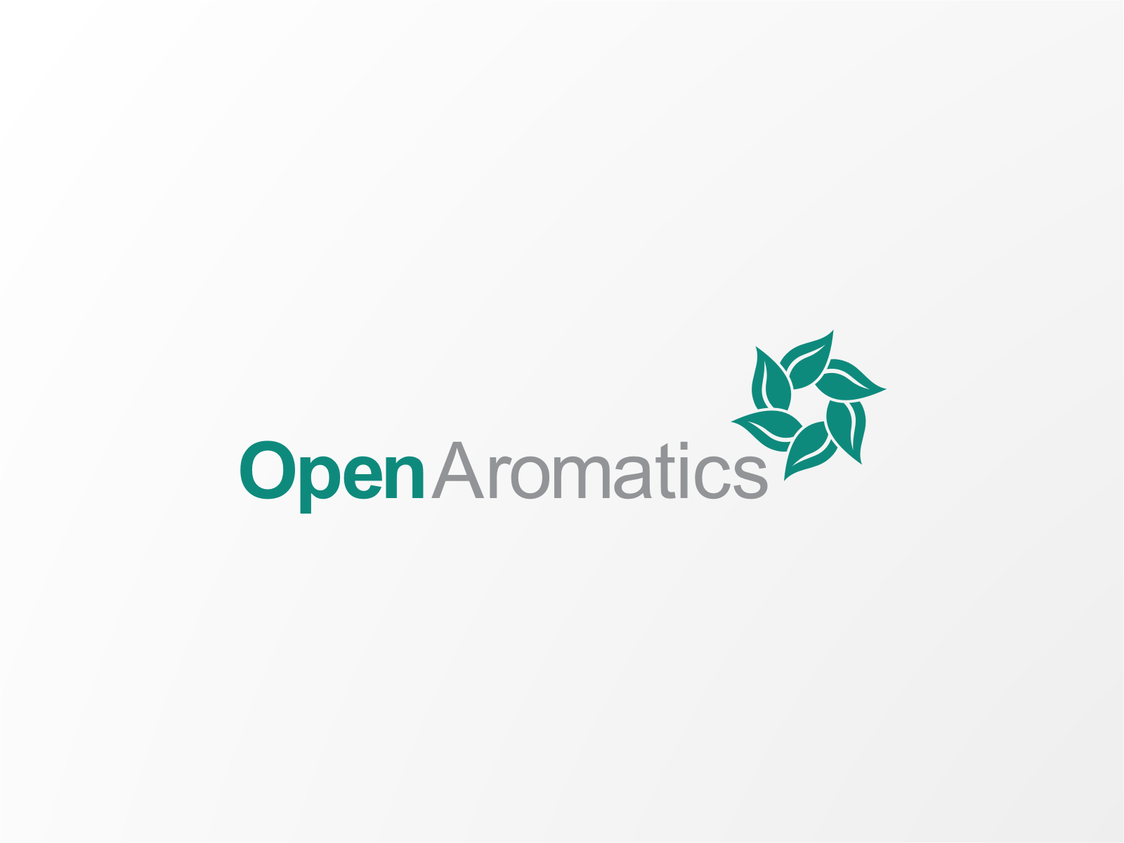 Help Open Aromatics with a new logo