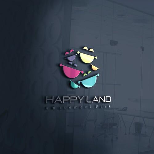 Logo for Amusement Park