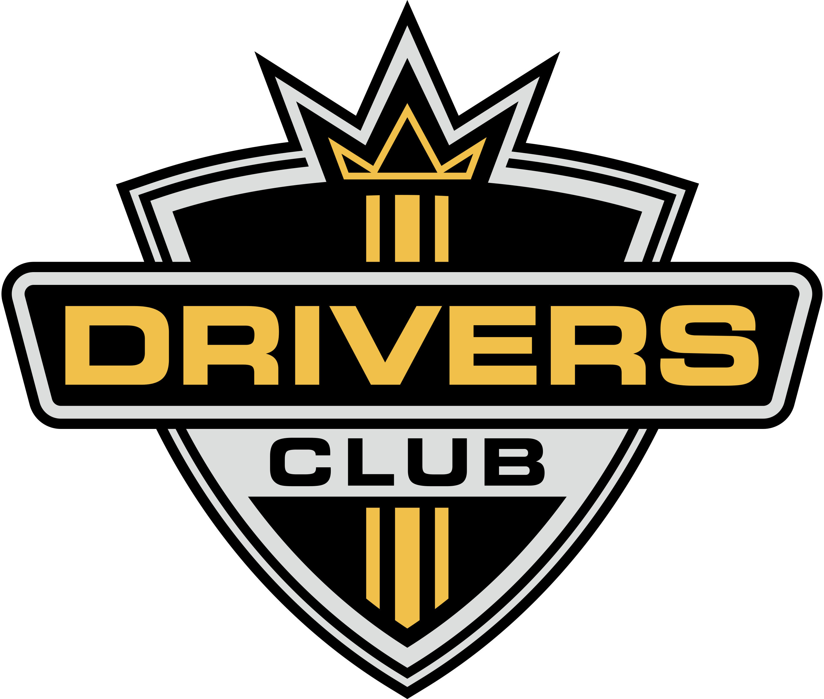 Drivers Club - now logo for supercar company