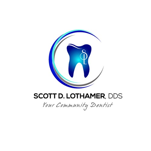 "Design a logo for my dental practice that goes ""POP""!!"
