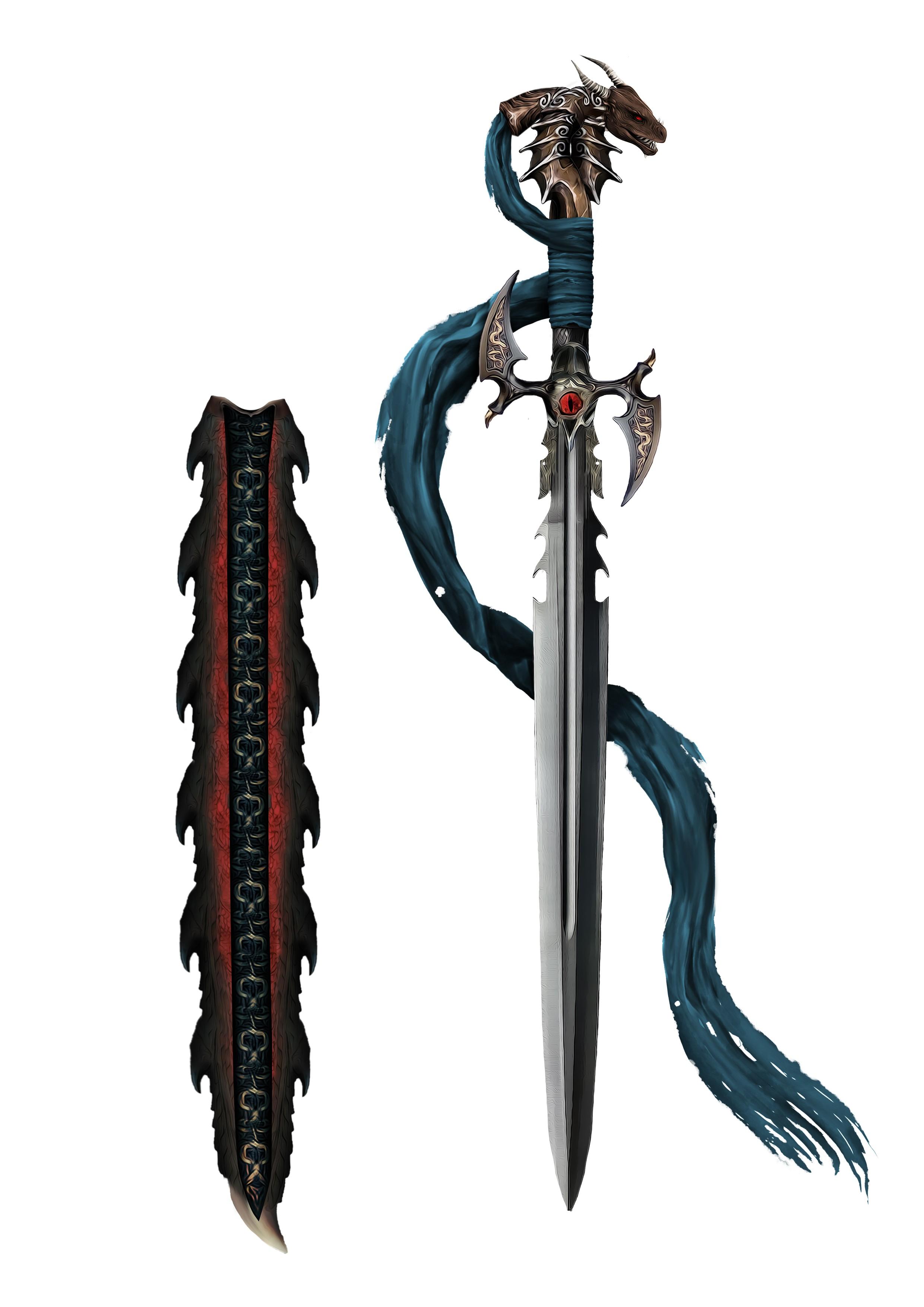 the veiled sword