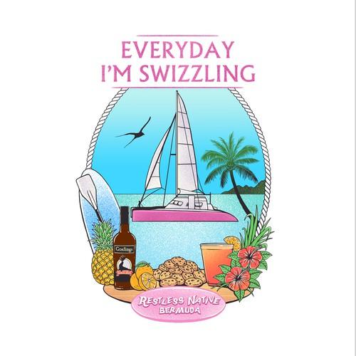 Everyday I'm Swizzling
