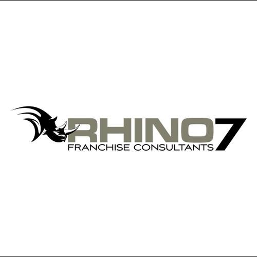 Corporate Logo With Dynamic Animal Mark