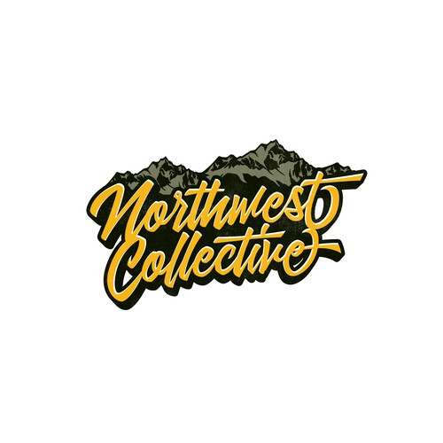 Logo design for Northwest Collective