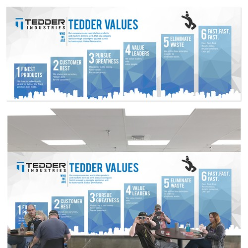 Tedder Industries Wall Art