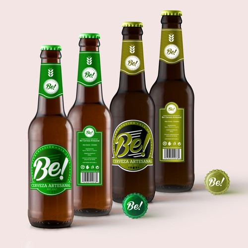 Beer Be! ... Cerveza Be!