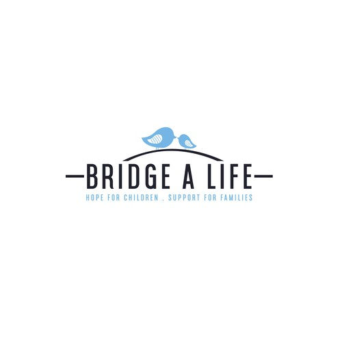 Logo design for Bridge a Life