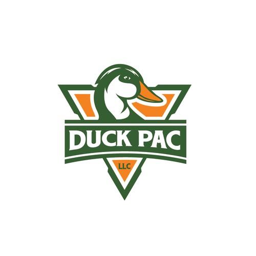Duck Pac LLC Logo Design