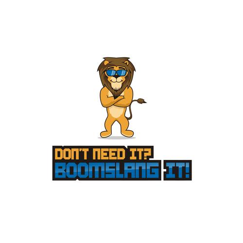 logo concept for Boomslang!
