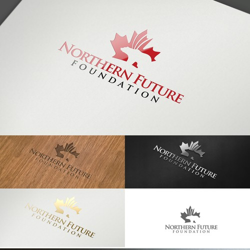 Help Northern Future Foundation with a new logo
