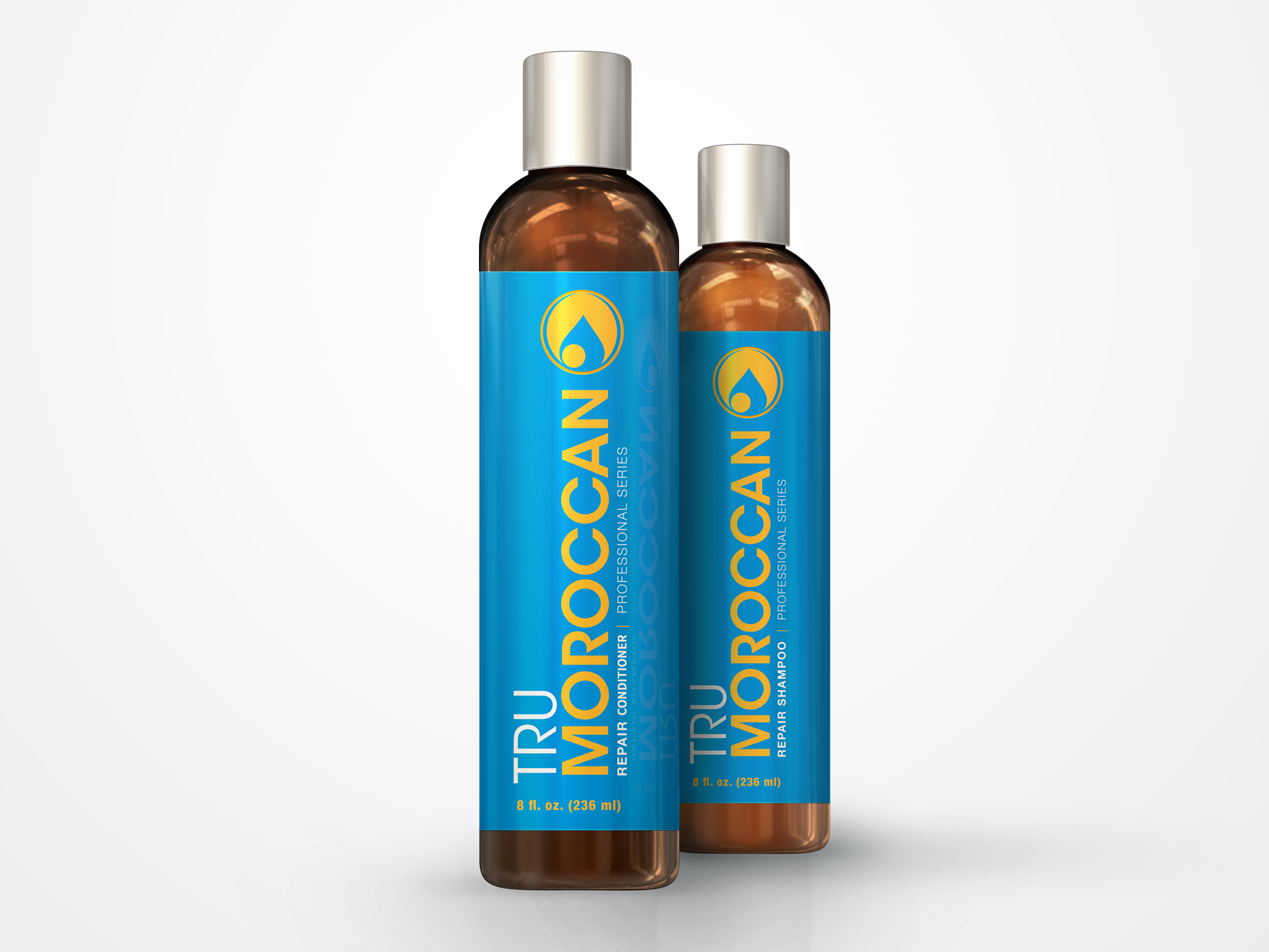 Create images for Tru Moroccan Products