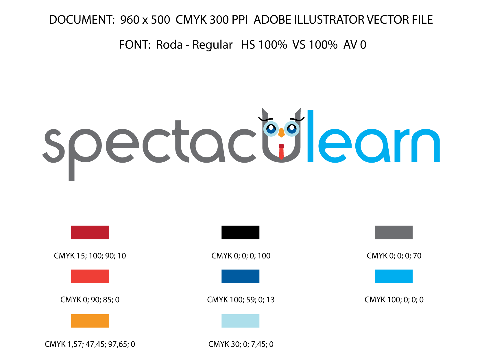 spectaculearn needs a spectacular logo