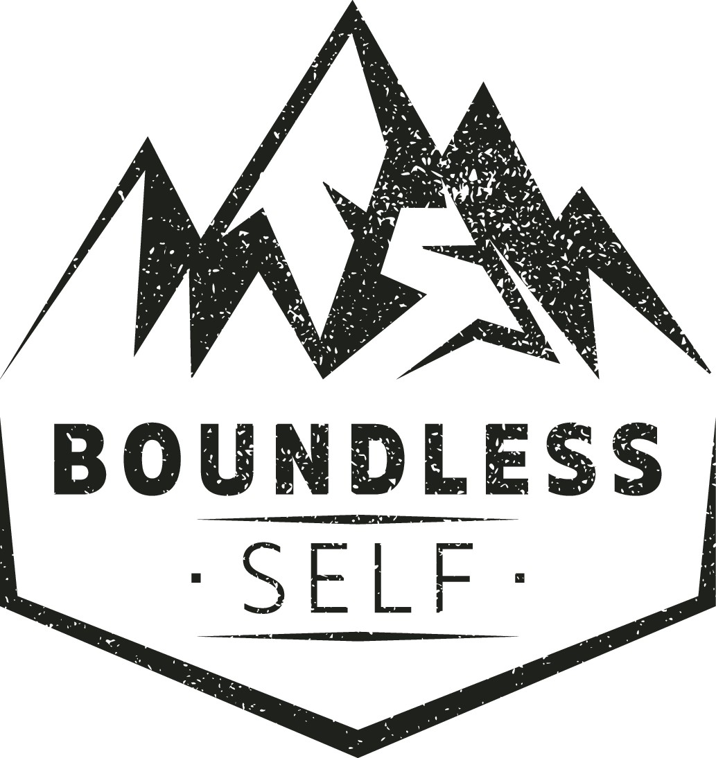 Logo for Boundless Self: Living a No Try Life