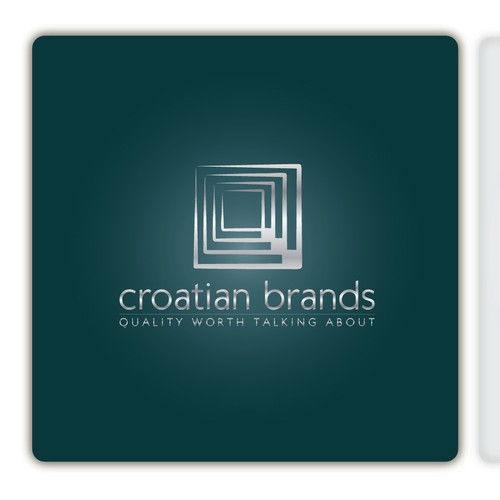 CROATIAN BRANDS logo needed ! Quality worth talking about