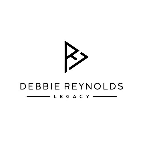 Logo Design for Debbie Reynolds Legacy - Dance Studio
