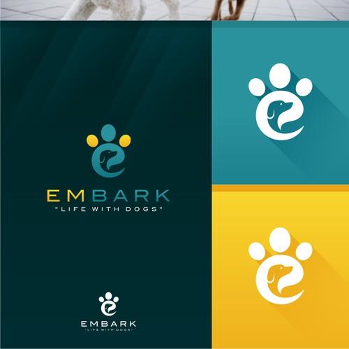 Logo for Embark